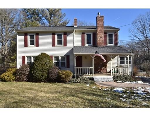 Single Family Home for Sale at 11 Fiske Avenue Upton, Massachusetts 01568 United States