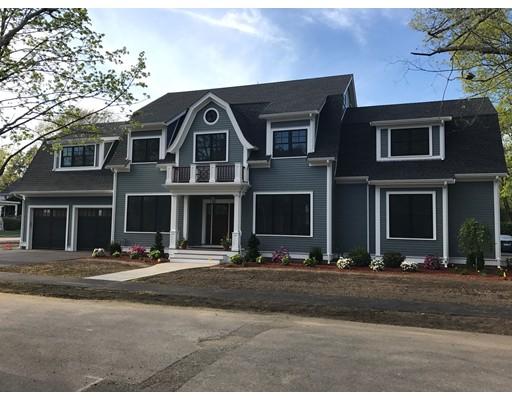Single Family Home for Sale at 75 Otis Street Needham, Massachusetts 02492 United States