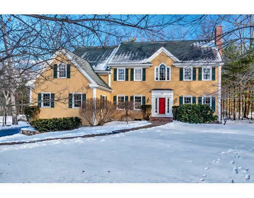 Частный односемейный дом для того Продажа на 22 Marshall Path Acton, Массачусетс 01720 Соединенные Штаты