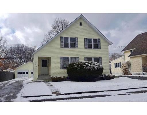 独户住宅 为 销售 在 776 Hevey Street Manchester, 新罕布什尔州 03102 美国