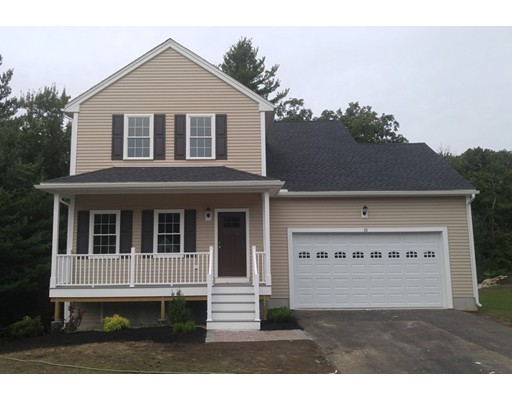 Single Family Home for Sale at 24 Hunters Court 24 Hunters Court Sutton, Massachusetts 01590 United States