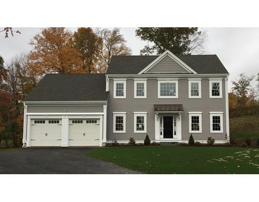 独户住宅 为 销售 在 650 Shining Rock Drive 诺斯布里奇, 01534 美国