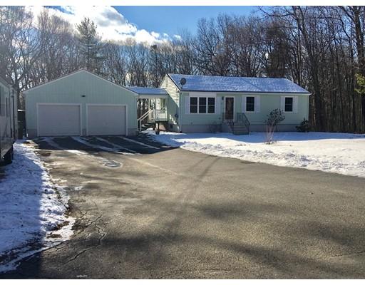 独户住宅 为 销售 在 26 Woods Road West Brookfield, 01585 美国