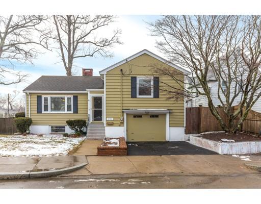 Single Family Home for Sale at 191 Saint Theresa Avenue Boston, Massachusetts 02132 United States