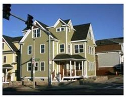 独户住宅 为 出租 在 2937 Washington Street 波士顿, 马萨诸塞州 02119 美国