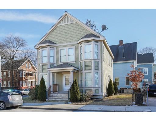 Single Family Home for Sale at 60 Norfolk Street Boston, Massachusetts 02124 United States