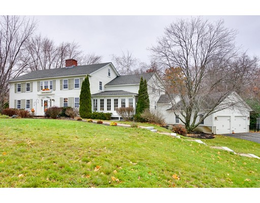 Single Family Home for Sale at 70 Concord Road Westford, Massachusetts 01886 United States