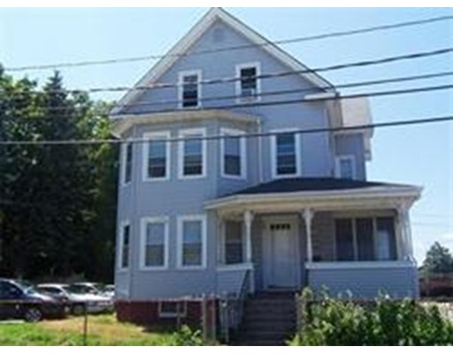 Single Family Home for Rent at 99 Union Street Attleboro, Massachusetts 02703 United States