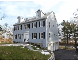 9 Candida Way  is a similar property to 17 Cassimere St  Andover Ma