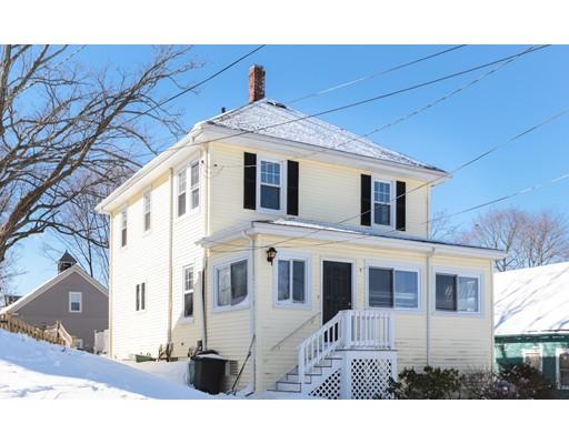 Single Family Home for Sale at 385 Park Street Boston, Massachusetts 02132 United States