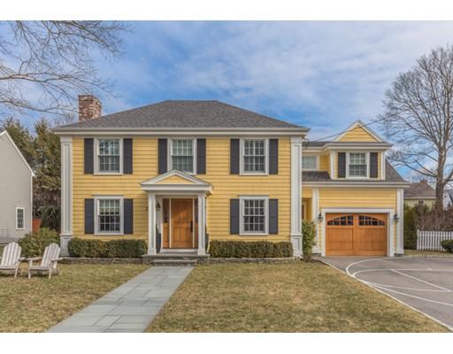 Single Family Home for Sale at 20 Bennington Street Needham, Massachusetts 02494 United States