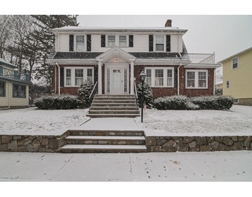 Single Family Home for Sale at 30 Merrill Road Watertown, Massachusetts 02472 United States