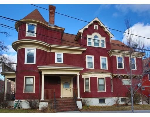 Condominium for Sale at 109 Francis Street Brookline, Massachusetts 02446 United States