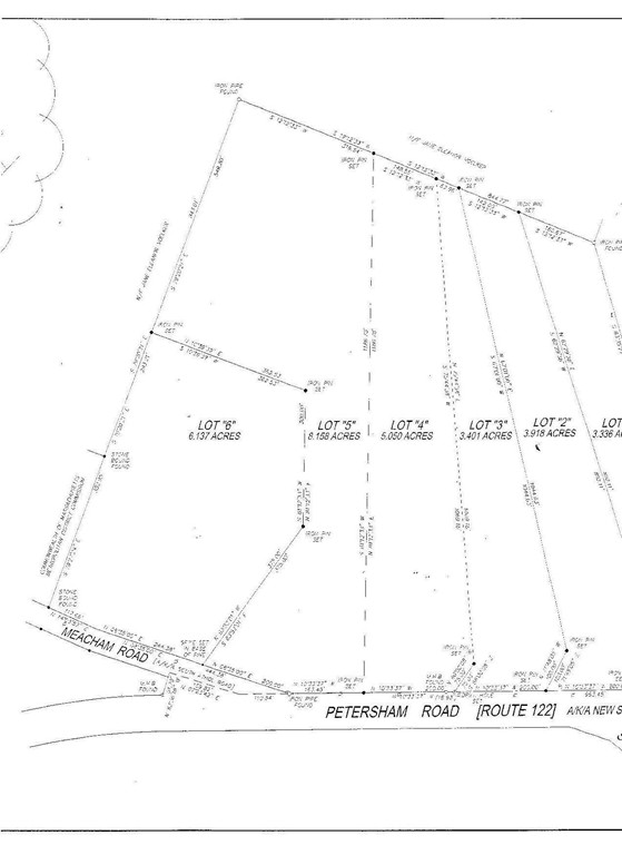 Property for sale at Lot 4 Petersham Rd Aka Rte 122, New Salem,  MA 01355