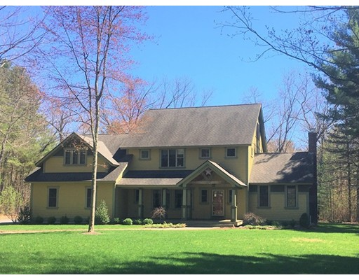 Single Family Home for Sale at 419 Henry Street Amherst, Massachusetts 01002 United States