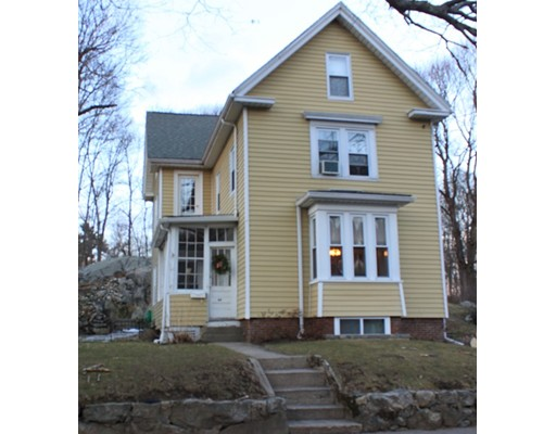 Single Family Home for Sale at 20 Eliot Street Canton, Massachusetts 02021 United States