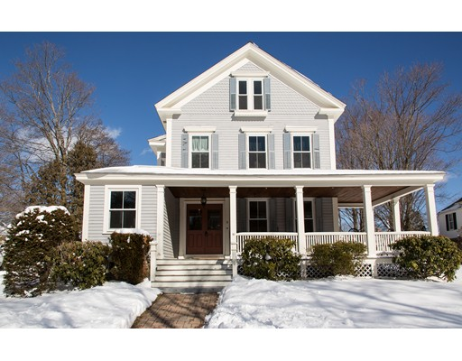 Single Family Home for Sale at 9 Blake Street Westborough, Massachusetts 01581 United States