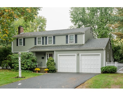 Single Family Home for Sale at 55 Gay Street Needham, Massachusetts 02492 United States