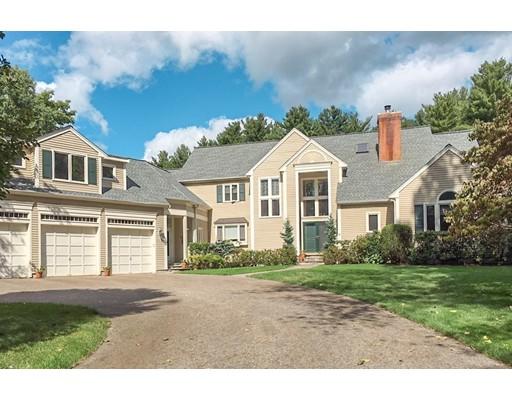 Casa Unifamiliar por un Venta en 15 Whispering Lane Wayland, Massachusetts 01778 Estados Unidos