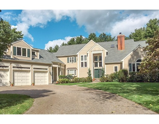 Single Family Home for Sale at 15 Whispering Lane Wayland, Massachusetts 01778 United States