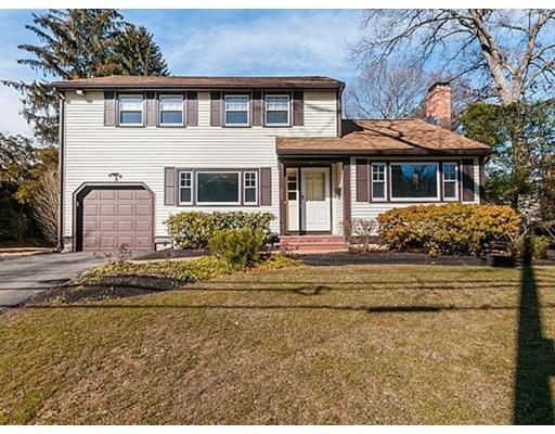 Single Family Home for Sale at 293 Rosemary Street Needham, Massachusetts 02494 United States