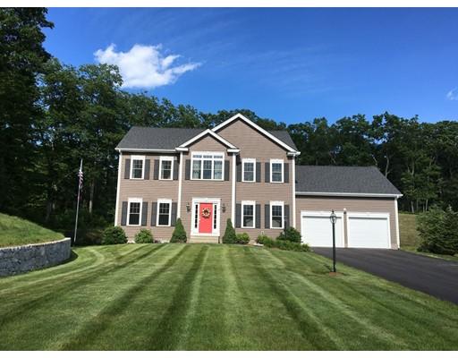 Single Family Home for Sale at 24 Taft Mill Road Grafton, Massachusetts 01560 United States