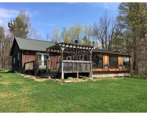 11 Hunt Road, Hawley, MA 01339