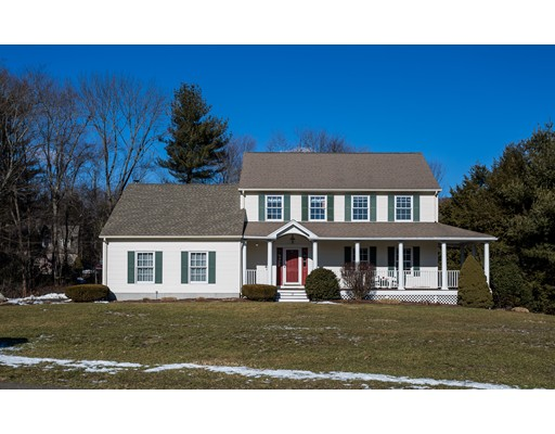 Частный односемейный дом для того Продажа на 19 Pheasant Run Somers, Коннектикут 06071 Соединенные Штаты