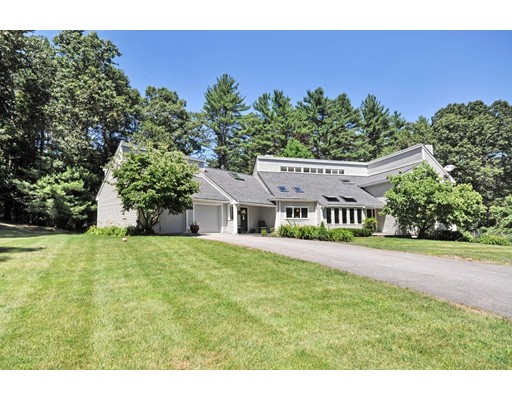 Single Family Home for Sale at 65 Hickory Lane 65 Hickory Lane Carlisle, Massachusetts 01741 United States
