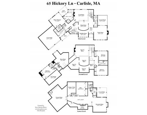 65 Hickory Lane, Carlisle, MA, 01741