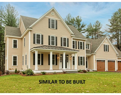 Single Family Home for Sale at 181 Emanuel Drive Boxborough, Massachusetts 01719 United States