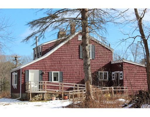 独户住宅 为 销售 在 430 Wethersfield Street Rowley, 马萨诸塞州 01969 美国