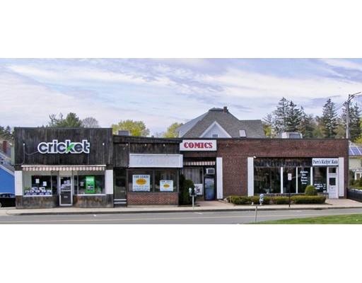 Commercial pour l Vente à 90 King Street Northampton, Massachusetts 01060 États-Unis