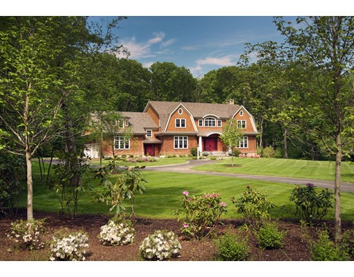 250 Country Dr, Weston, MA 02493