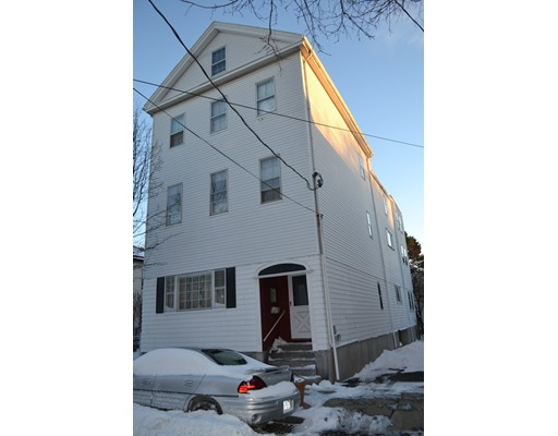 Multi-Family Home for Sale at 134 Thorndike Street 134 Thorndike Street Cambridge, Massachusetts 02141 United States