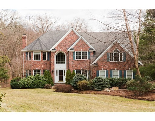Single Family Home for Sale at 60 Algonquian Drive Natick, Massachusetts 01760 United States