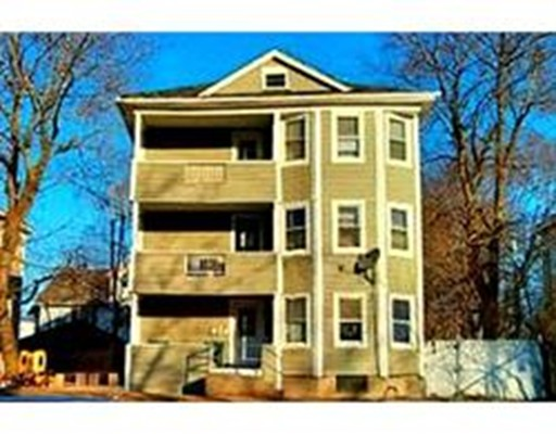 Single Family Home for Rent at 1304 Main Street Worcester, Massachusetts 01603 United States