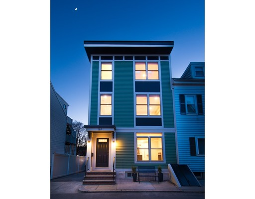 Single Family Home for Sale at 167 Athens Street Boston, Massachusetts 02127 United States