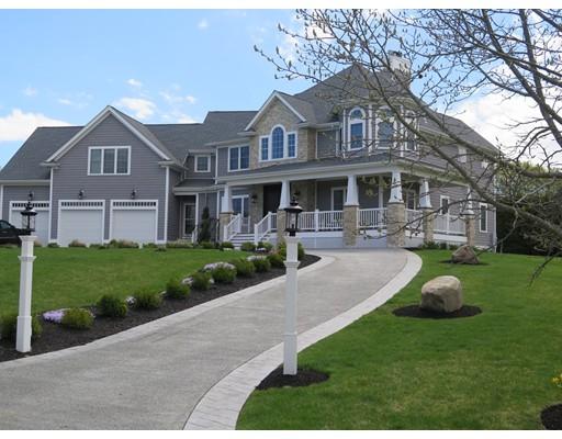 Maison unifamiliale pour l Vente à 8 Highbridge Lane 8 Highbridge Lane Dartmouth, Massachusetts 02748 États-Unis