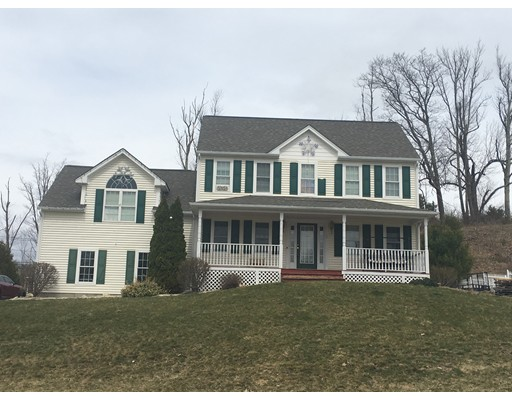 Single Family Home for Sale at 1 Vista Circle Rutland, Massachusetts 01543 United States
