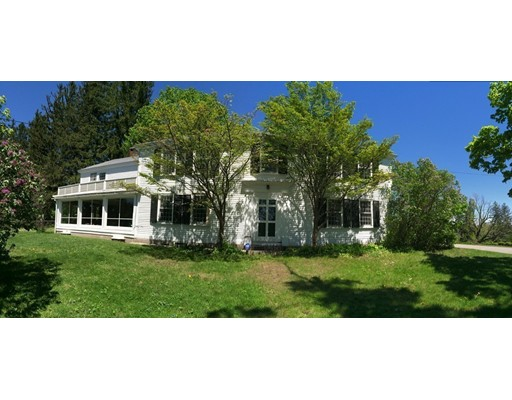 Single Family Home for Sale at 70 Simonds Road Ashby, Massachusetts 01431 United States