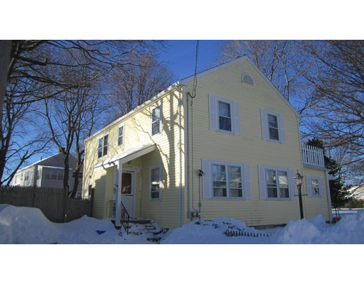 Single Family Home for Rent at 79 Whiton Avenue Quincy, Massachusetts 02169 United States