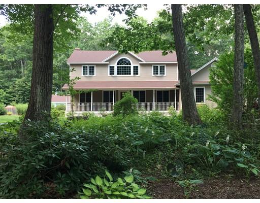 Maison unifamiliale pour l Vente à 65 Sandgully Road Deerfield, Massachusetts 01373 États-Unis