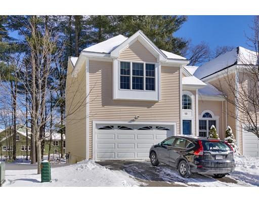 Condominium for Sale at 13 Knowlton Circle Upton, Massachusetts 01568 United States