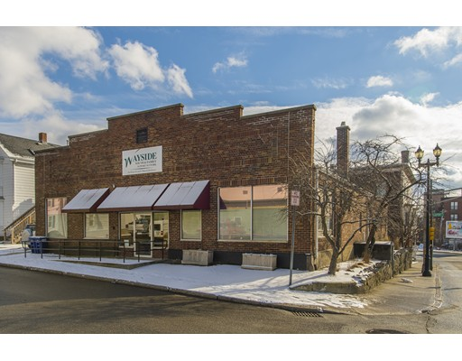 Commercial for Sale at 118 Central Street Waltham, Massachusetts 02453 United States