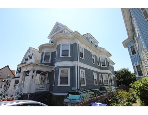Single Family Home for Rent at 14 Magnolia Square Boston, Massachusetts 02125 United States