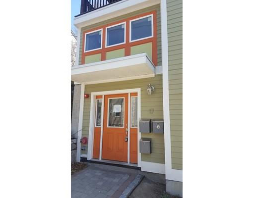 Single Family Home for Rent at 17 Wensley Boston, Massachusetts 02120 United States