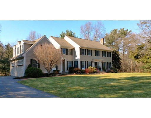 Single Family Home for Sale at 16 Partridge Hill Road Weston, Massachusetts 02493 United States