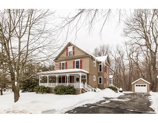 Single Family Home for Sale at 3 Merriam Avenue Shrewsbury, Massachusetts 01545 United States