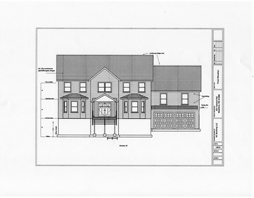 Single Family Home for Sale at 257 Concord Road Westford, Massachusetts 01886 United States